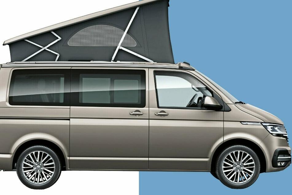 Diesen VW-Bus kann man jetzt gewinnen, wenn man...