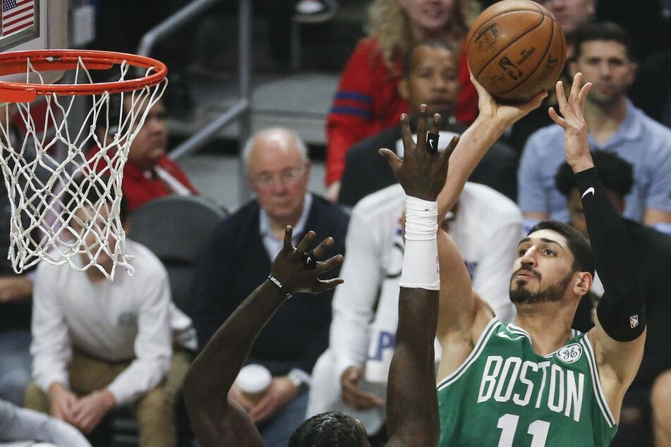 Celtics games are banned from Chinese media after Kanter's fashionable support for Tibet