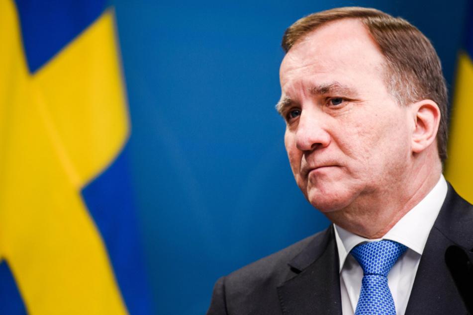 Stefan Löfven, Ministerpräsident von Schweden.