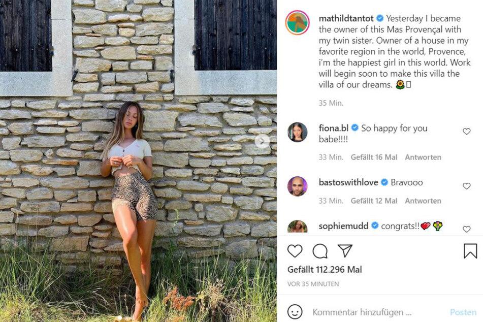Wunderschön! Die neue Immobilie von Mathilde Tantot (26).