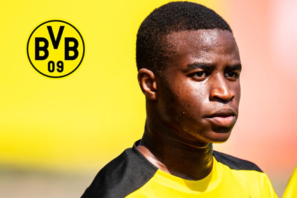 BVB-Juwel Moukoko wird endlich 16: Spielt er am Samstag erstmals in der Bundesliga?