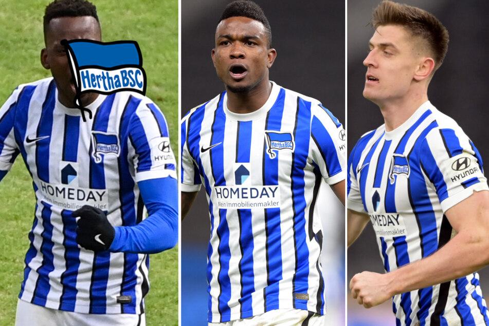 Lukebakio, Cordoba, Piatek: Welcher Hertha-Star muss auf die Bank?
