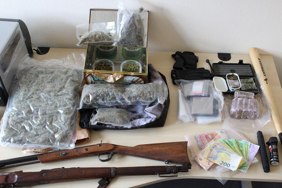 Nach Drogen-Razzia in Gera: Haftbefehl gegen Mann erlassen