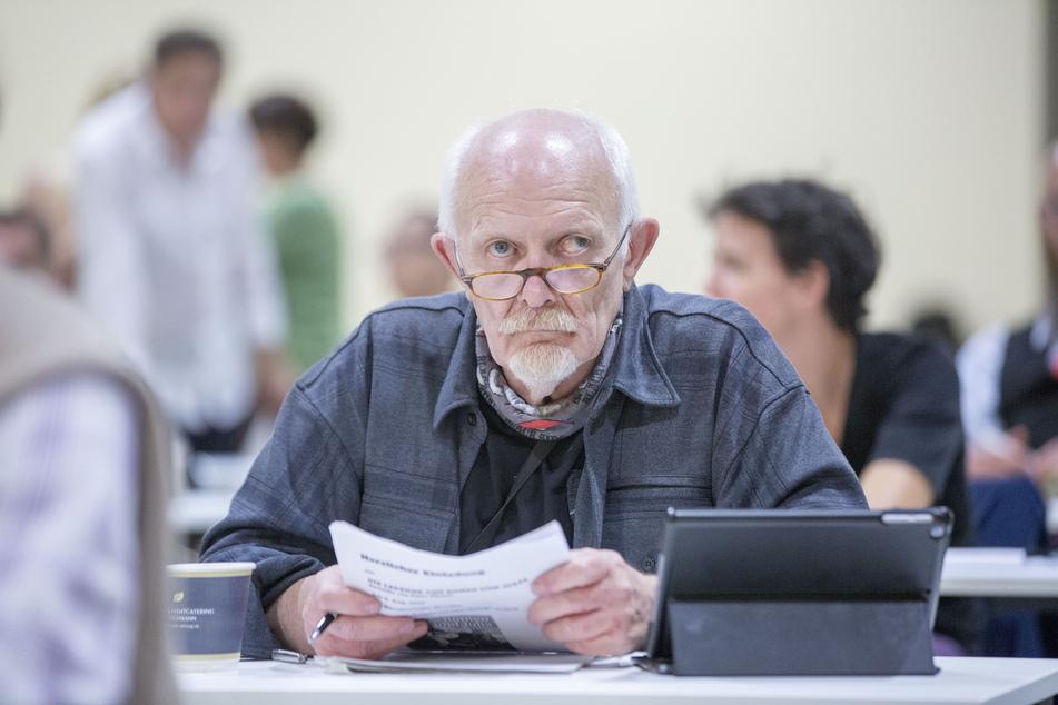 Michael Schmelich (66, Grüne).