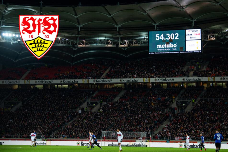Ein Jahr ohne imposante Kulisse im VfB-Stadion: Die Tristesse der Geisterspiele regiert