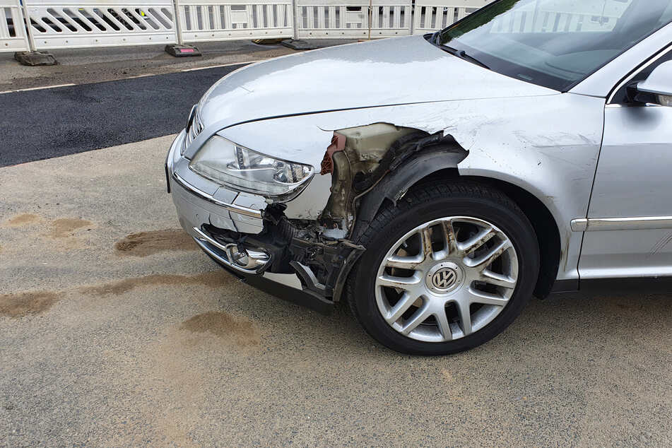 """Heftiger Crash: Beide Fahrer hatten angeblich """"Grün"""""""