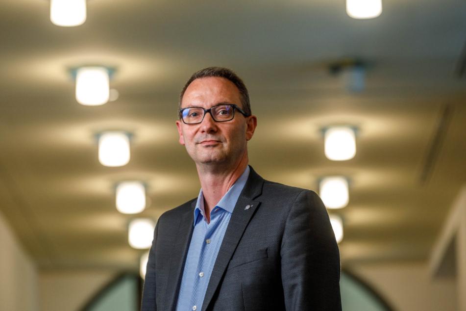 Hat die Abstimmung in seiner Fraktion um den Posten gewonnen: Jan Donhauser (50, CDU).