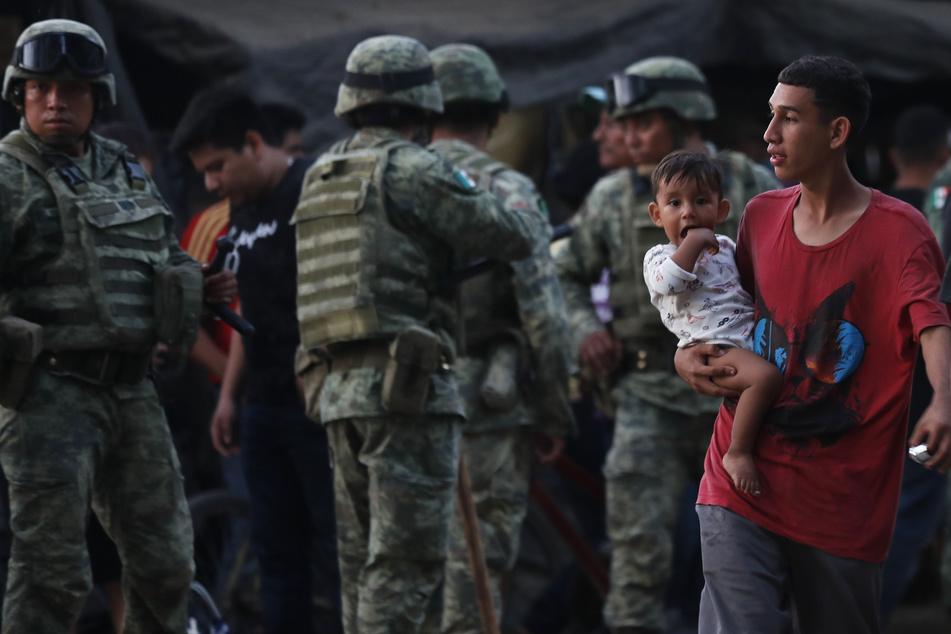 Mexiko: Freilassung von Migranten wegen Coronavirus angeordnet