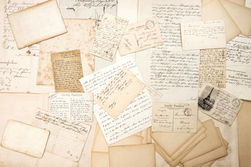 Nach über 100 Jahren: Liebesbriefe aus Erstem Weltkrieg finden zu Familie zurück