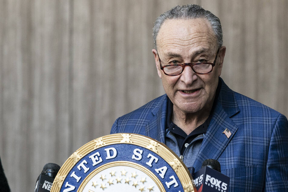 "Senate Majority Leader Schumer joins in resignation calls as Cuomo rails against ""cancel culture"""