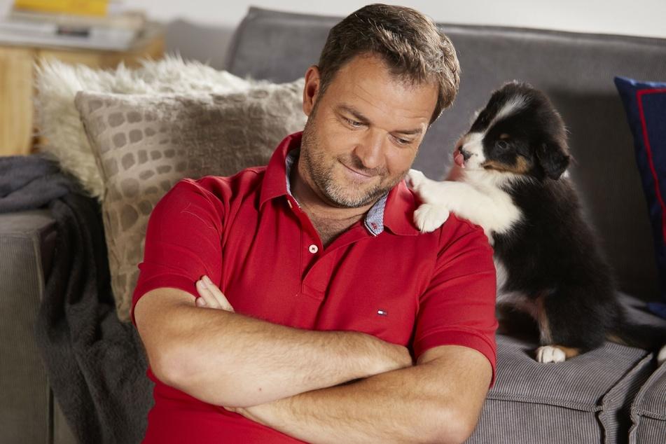 Hundeprofi Martin Rütter (50) lässt sich nicht lumpen und schließt eine Wette um 10.000 Euro ab.