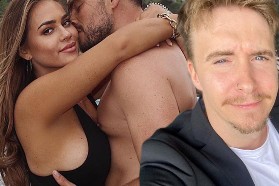Bachelorette: Nach Liebesouting von Jessica und Johannes: Ex David reagiert spöttisch