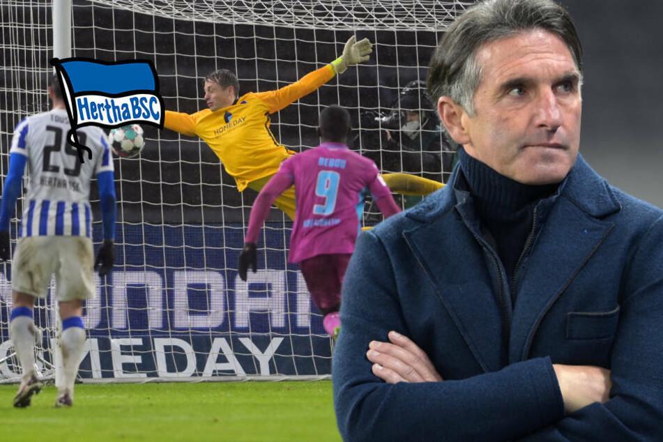 Hertha BSC in der Krise: Wie lange darf Bruno Labbadia noch weitermachen?