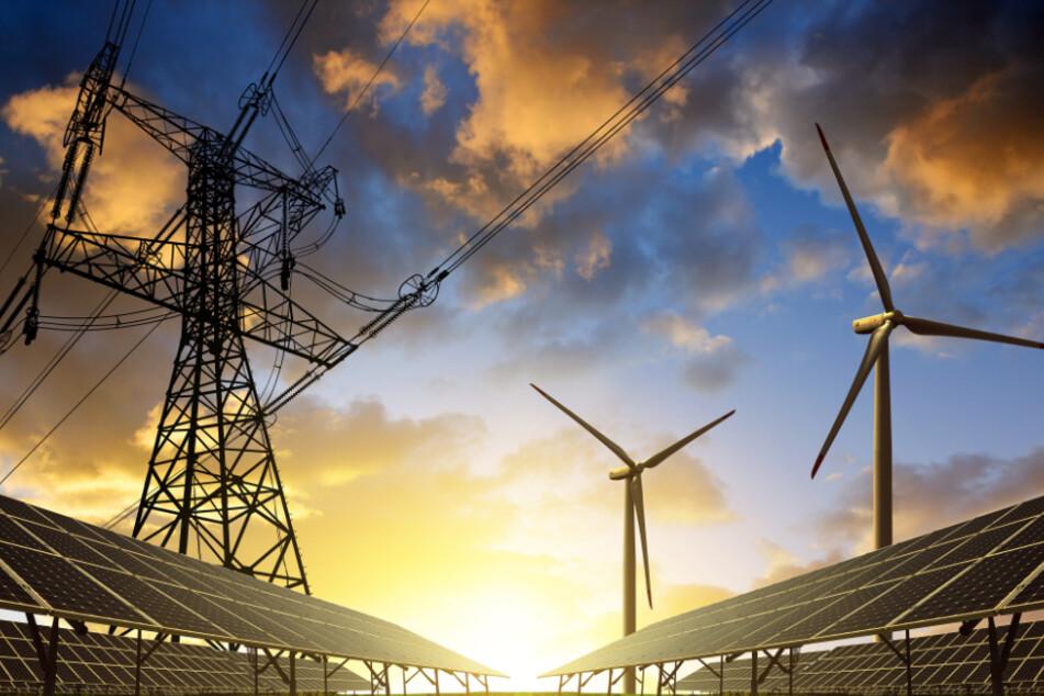 Der Projektmanager wollte ein dezentrales Stromkraftwerk errichten.