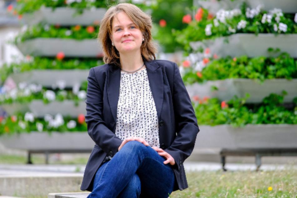 Elke Siebert (48, Grüne)