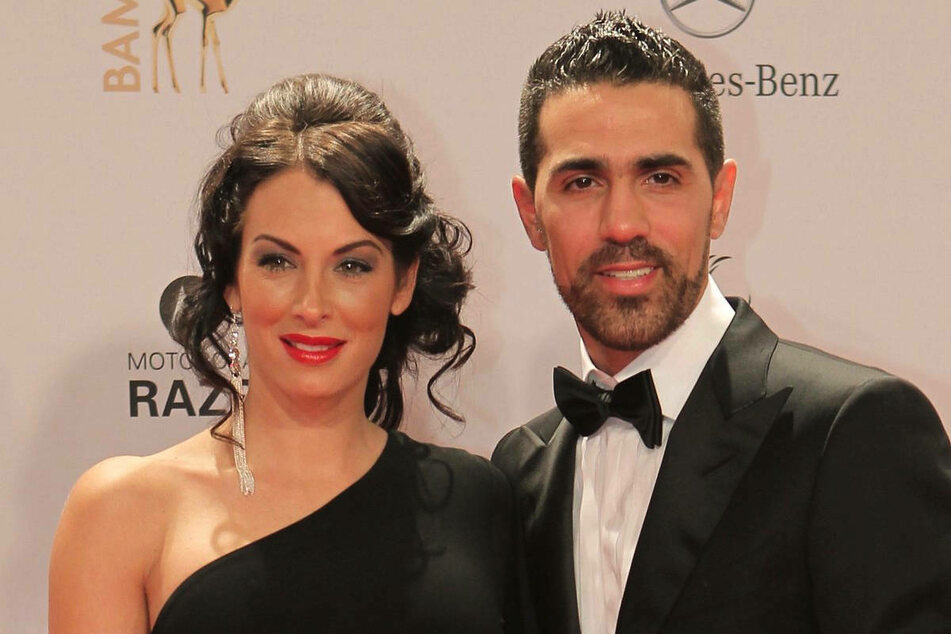 Bushido und seine Frau bei der Bambi-Verleihung 2011. Das Paar hat bereits vier gemeinsame Kinder. (Archivfoto)