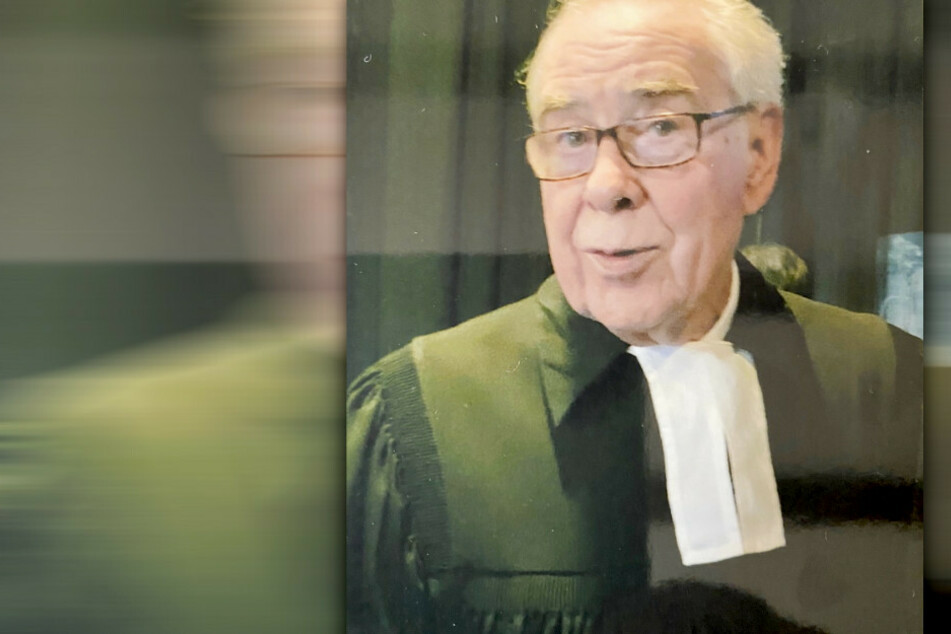 Pfarrer Reinhold Zuber ist getötet worden.