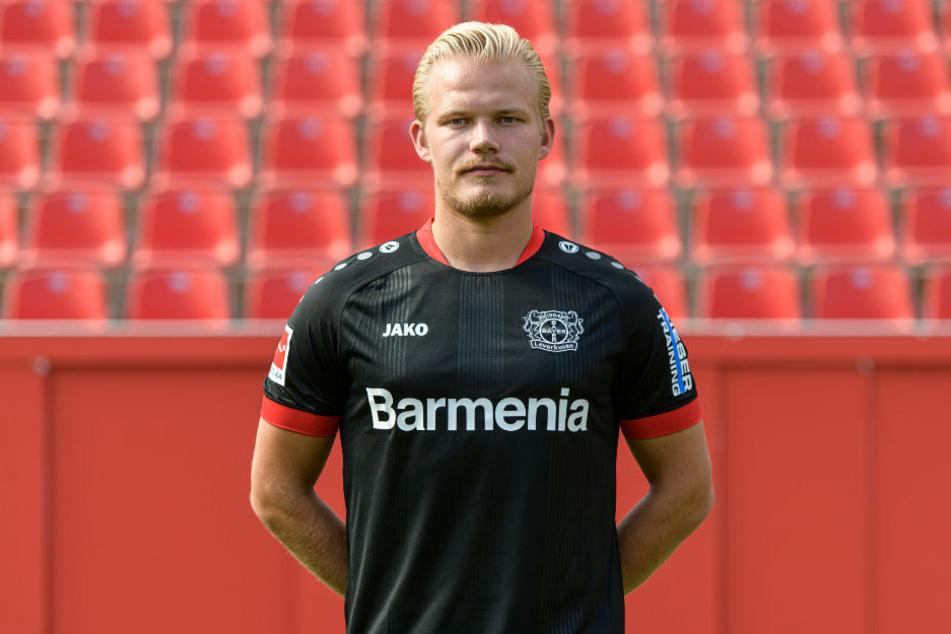 Finnen-Bomber Joel Pohjanpalo (26) wurde vom 1. FC Union Berlin für die Saison 2020/21 von Bayer 04 Leverkusen ausgeliehen. Ob die Eisernen ihre Kaufoption ziehen, soll im Sommer entschieden werden.