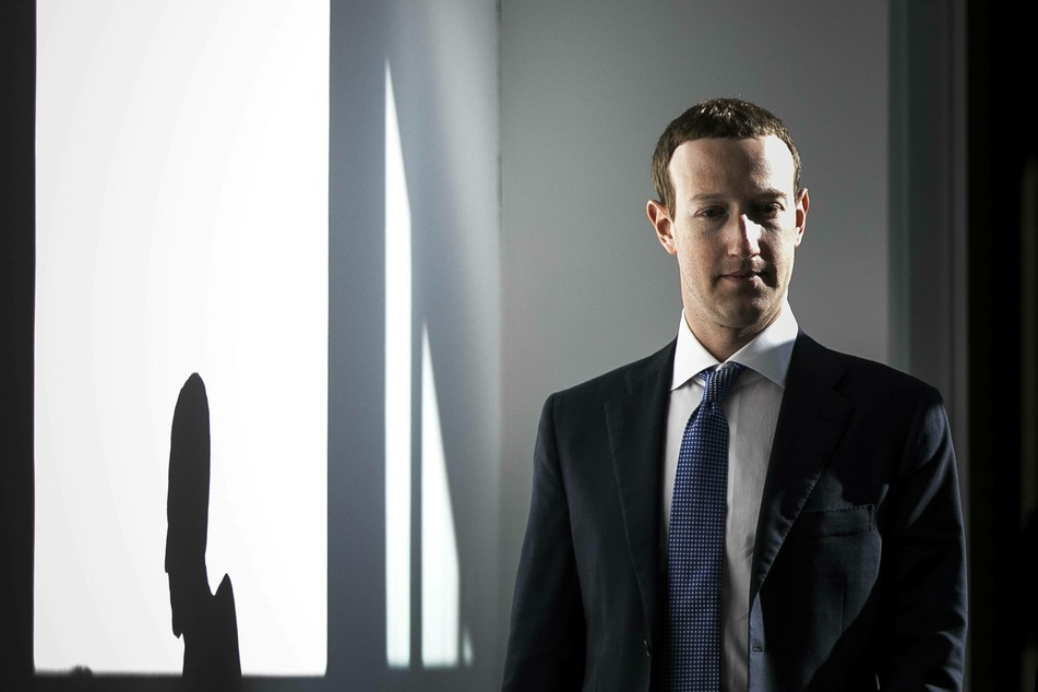Facebook CEO Mark Zuckerberg takes aim at Apple over upcoming privacy changes.