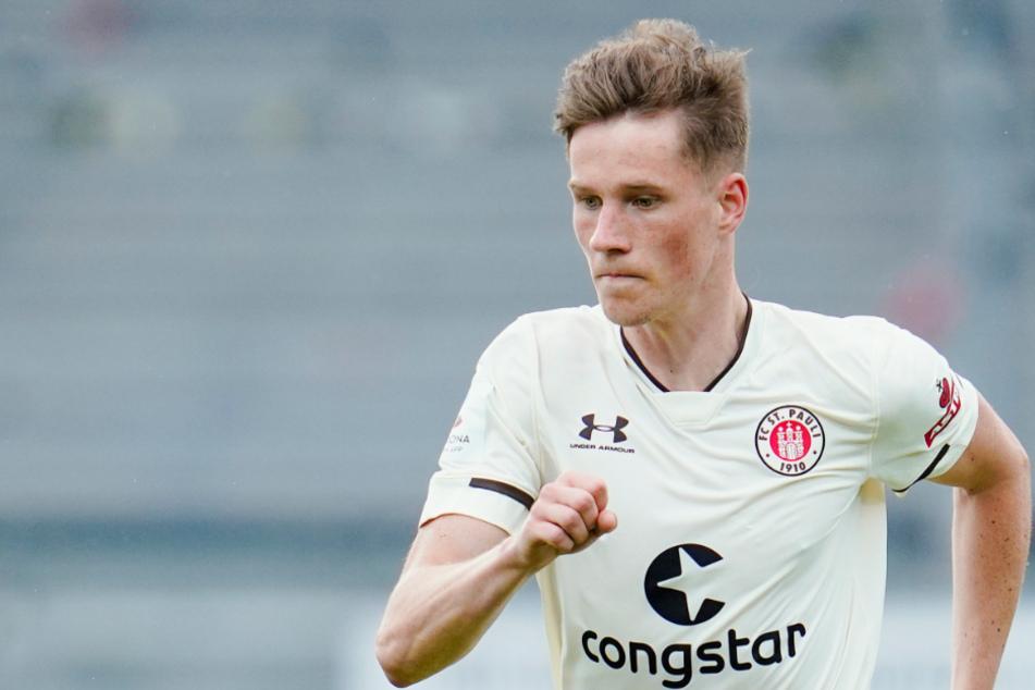 Christian Viet bekommt einen Profivertrag beim FC St. Pauli. (Archivbild)