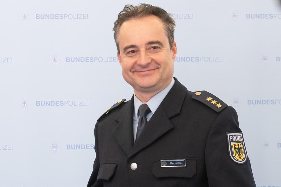 Polizeidirektor Rico Reuschel ist mit dem Tag zufrieden (Archivbild).