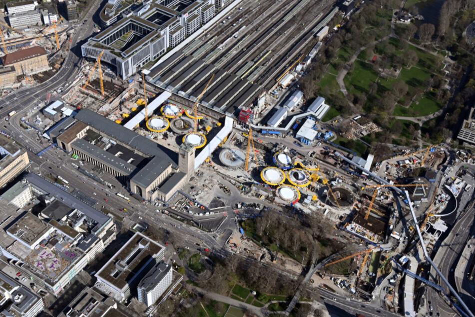 Corona unter Stuttgart-21-Arbeitern: Kritiker forderten Baustopp