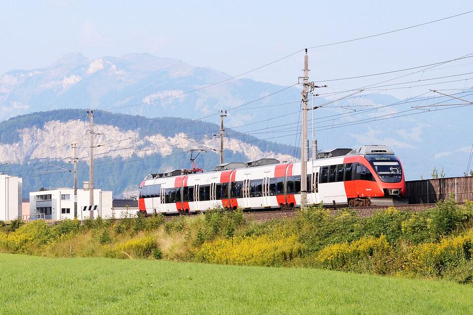 Der Vorfall ereignete sich in einer Regionalbahn in Österreich. (Symbolbild)
