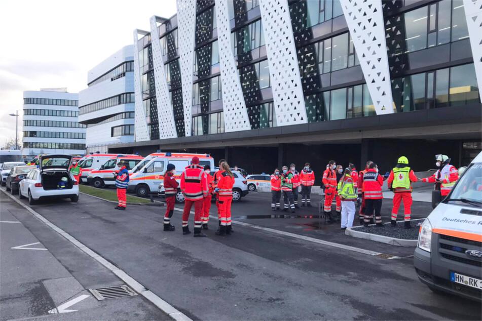 Nach Explosion bei Lidl und weiterer Firma: Nächstes Paket aufgetaucht
