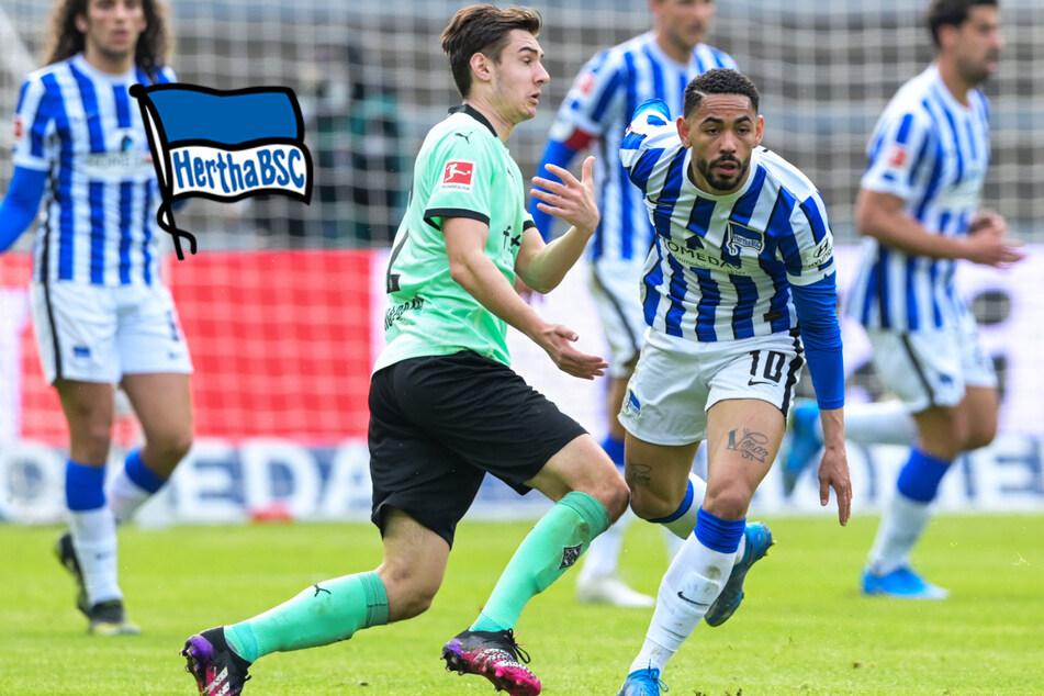 Hertha-Dilemma gegen zehn Gladbacher: Ein gewonnener oder zwei verlorene Punkte?