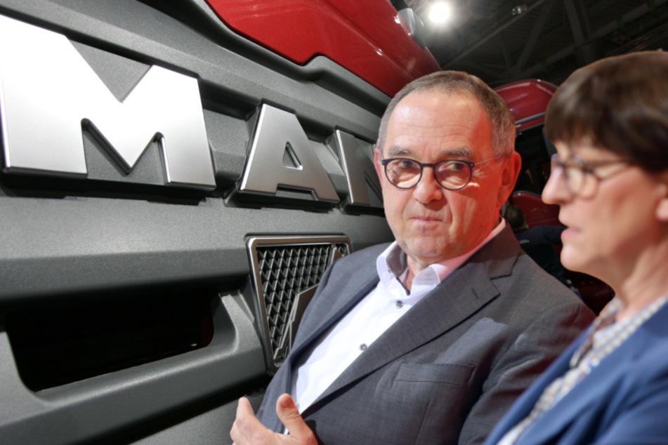 MAN-Betriebsrat: SPD-Spitze gefährdet Arbeitsplätze