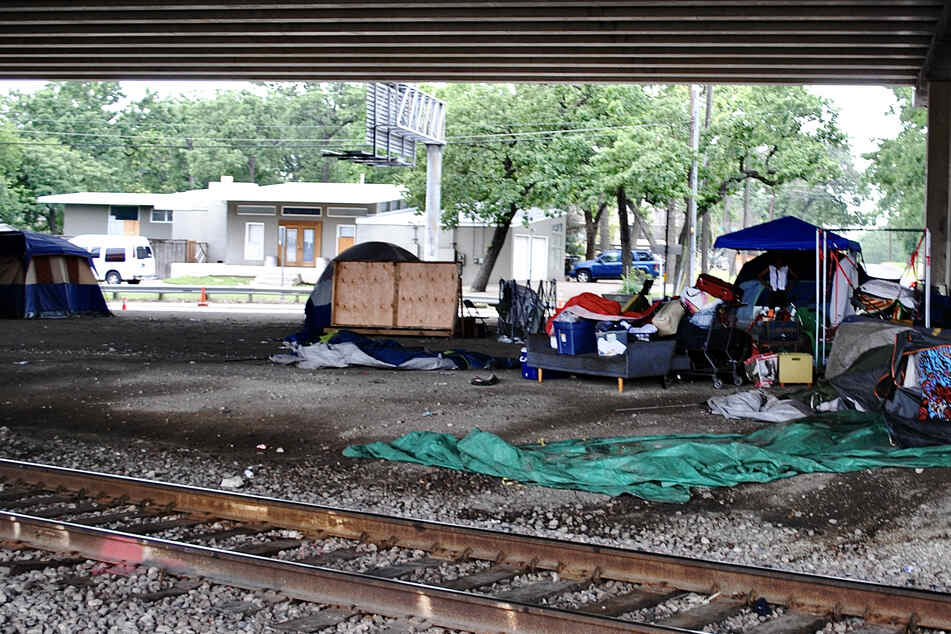 Austin creates list of possible encampment sites for homeless people, but consensus is lacking