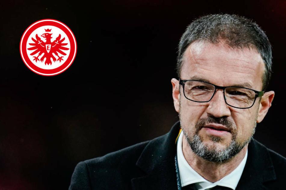 """Eintracht-Vorstand Fredi Bobic lobt DFL für """"überragenden Job"""""""