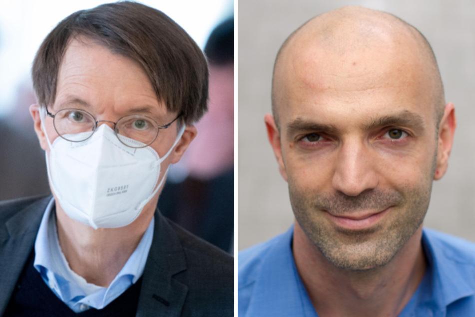"""Virologe hält Warnung von Gesundheitsexperte Lauterbach für """"hochgefährlich"""""""