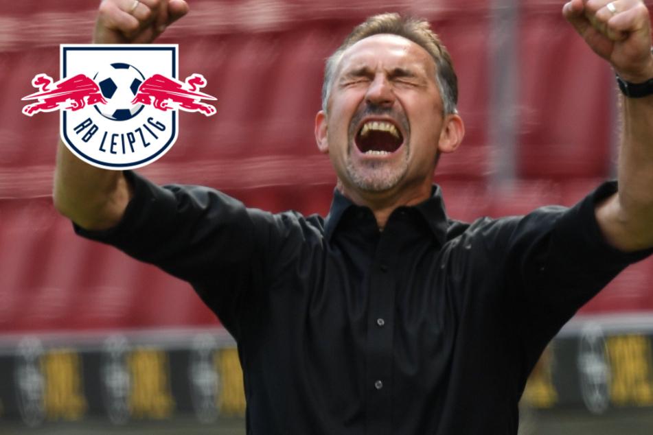 Wechsel von Beierlorzer zu RB Leipzig nimmt Form an - Lacroix kein Thema mehr?