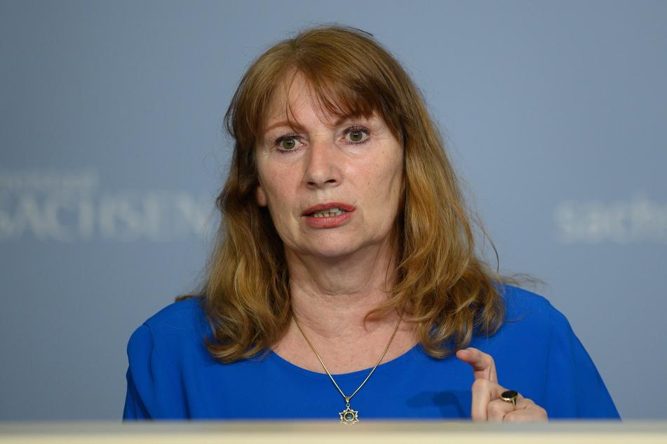 Wächterin der Corona-Bürokratie: Sozialministerin Petra Köpping (62, SPD) verantwortet die umstrittene Werktags-Regelung.