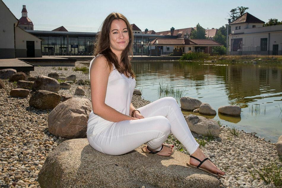 Filmnächte-Sprecherin Daniela Möckel (25).