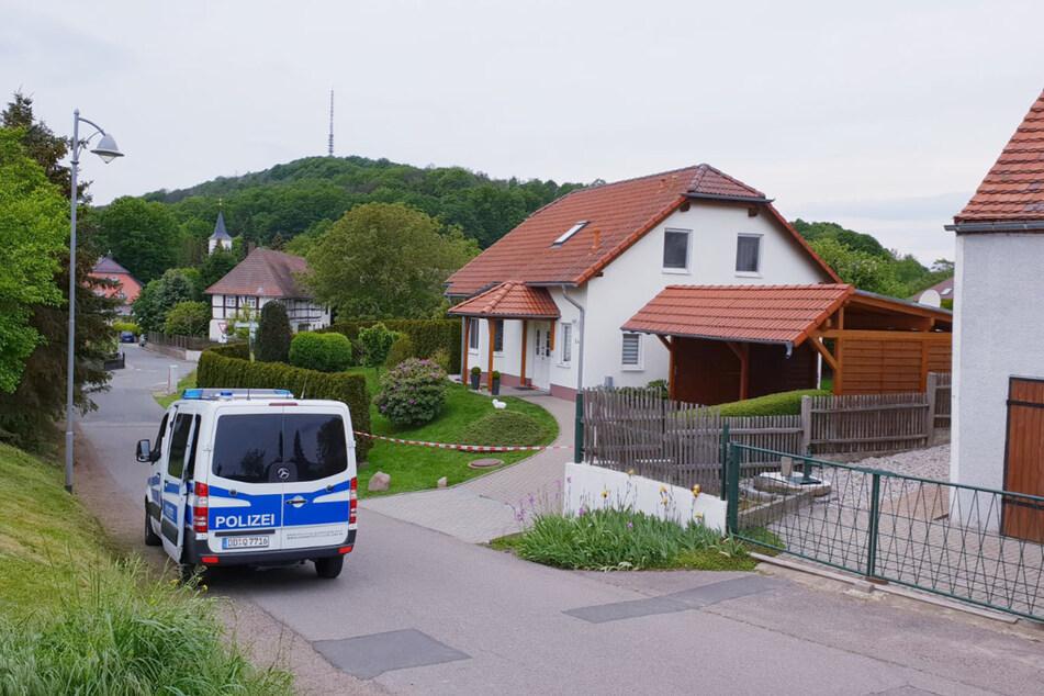 In diesem schicken Eigenheim lebte der KSK-Soldat - und versteckte auf seinem Grundstück geklauten Sprengstoff.