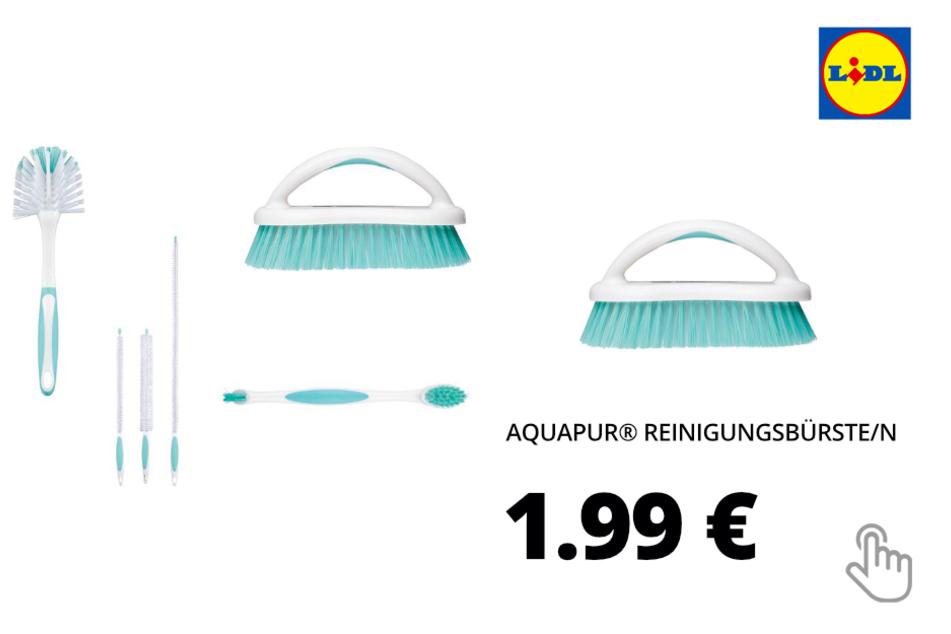 AQUAPUR® Reinigungsbürste/n