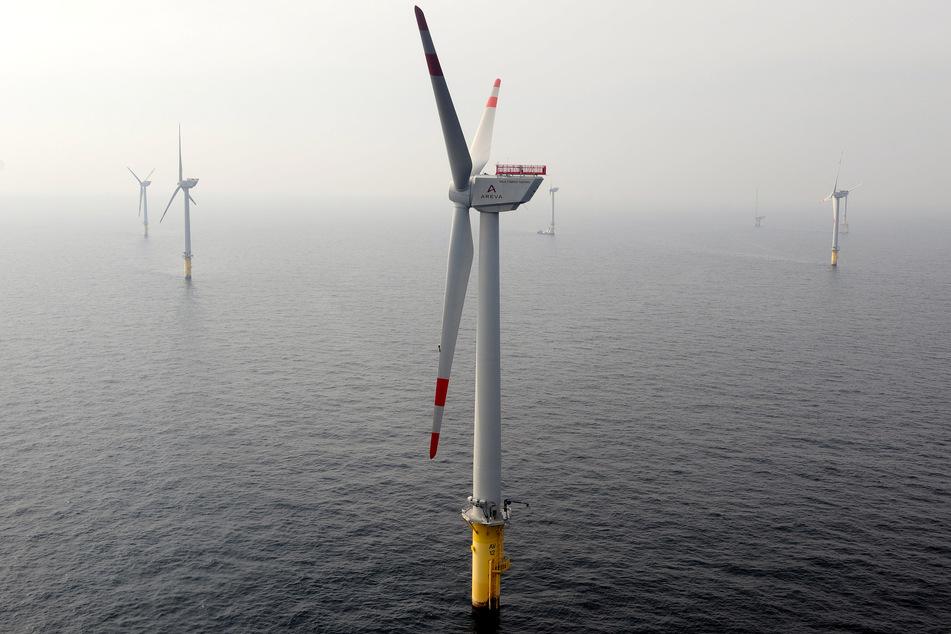 Nordsee: Mehrere Verletzte nach Schiffs-Crash mit Windkraftanlage