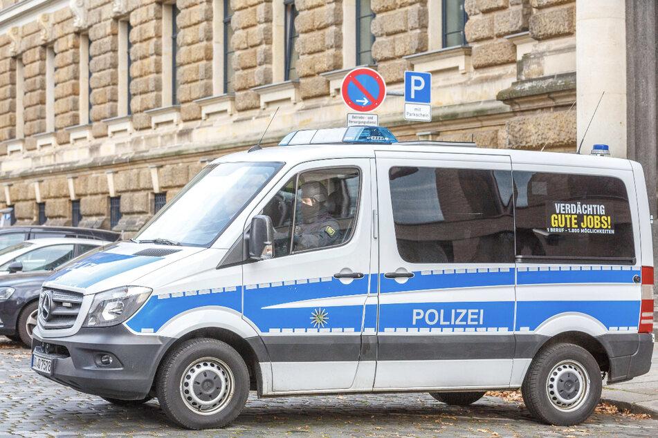 Die Polizei Dresden ermittelt aktuell gegen einen 47-Jährigen wegen des Verdachts des schweren Bandendiebstahls. (Archivbild)