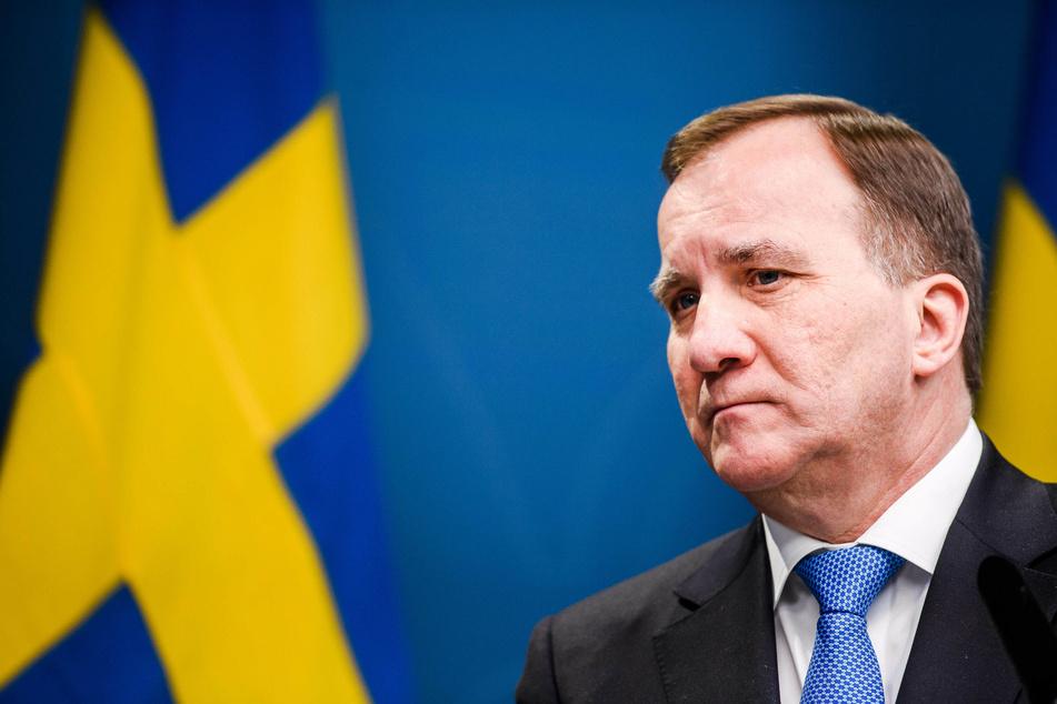 Schwedens Ministerpräsident Stefan Löfven hat sich freiwillig in Isolation begeben.