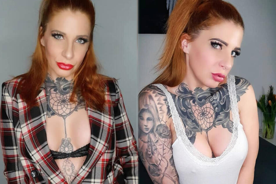Erotik-Model Samy Fox plant besondere YouTube-Show