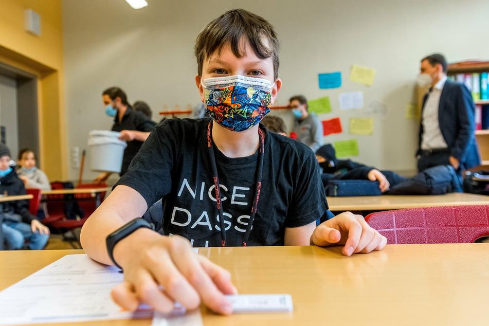 Nordrhein-Westfalen führt Testpflicht an Schulen ein