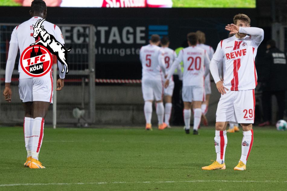 1. FC Köln nach 0:5-Klatsche: Fans mit harter Schelte gegen Spieler und Trainer