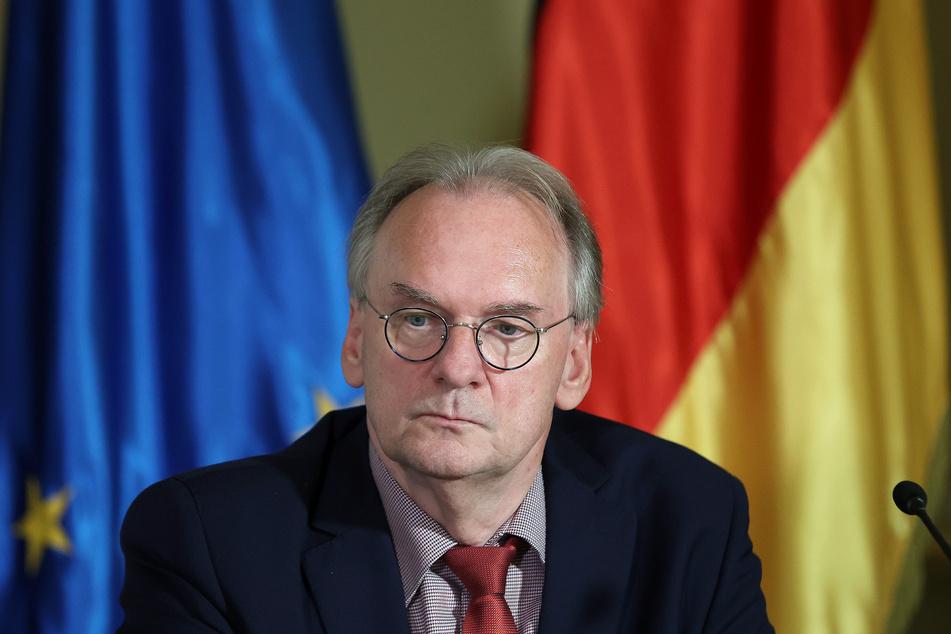 Sachsen-Anhalts Ministerpräsident Reiner Haseloff (66, CDU) ist für die nächsten zwölf Monate Bundesratspräsident.