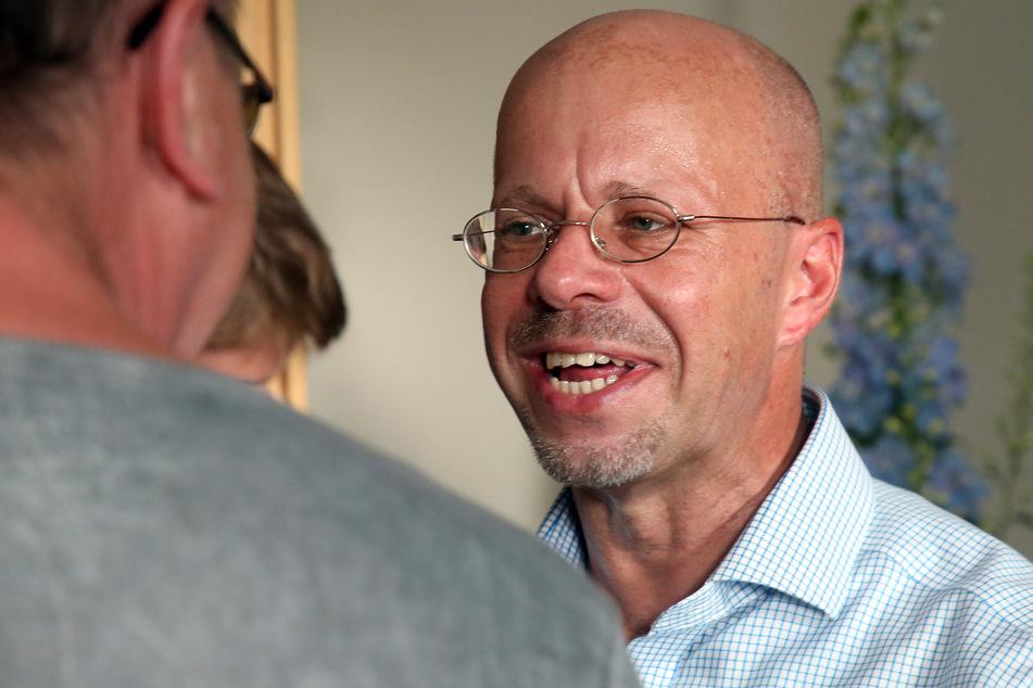 Andreas Kalbitz (47) lässt das Amt des AfD-Fraktionschefs wegen der juristischen Auseinandersetzungen um seine Parteimitgliedschaft seit Anfang August ruhen.