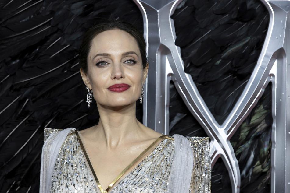 """Angelina Jolie (45) wird in """"Eternals"""" die Superheldin Thena spielen."""