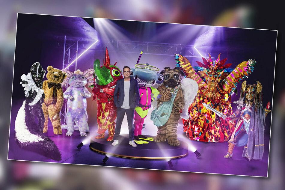 Acht Kostüme sind bereits bekannt. Die zwei fehlenden wird Moderator Matthias Opdenhövel (51, M.) erst während der Show präsentieren.