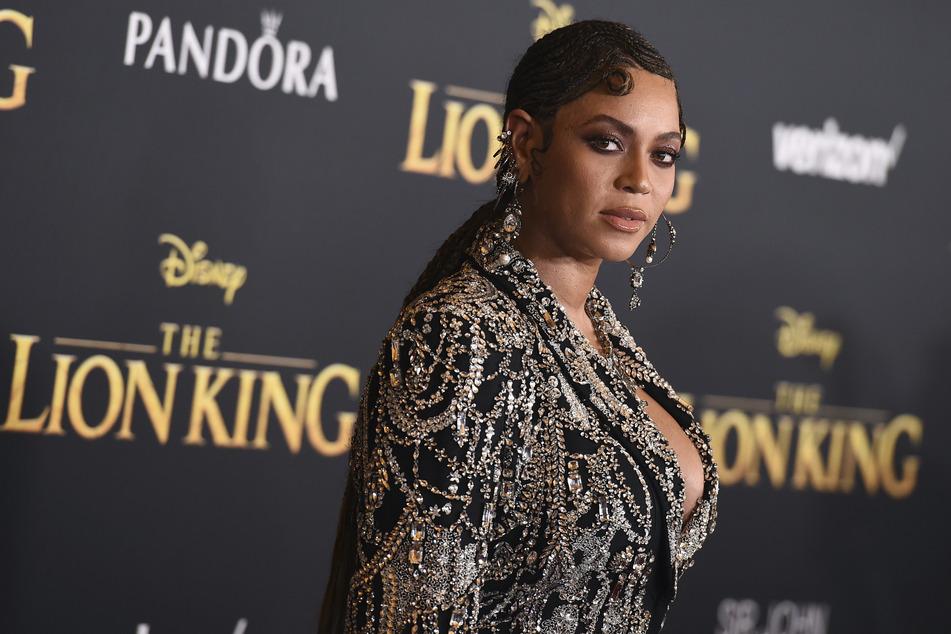 Beyoncé (38) bei einer Premiere von The Lion King. (Archivbild)