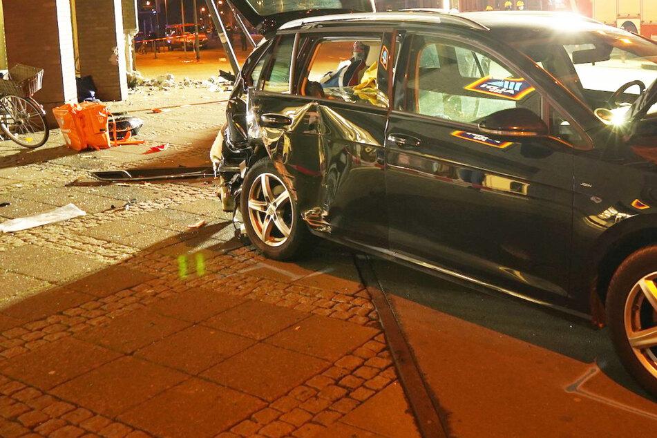 Lieferando-Kurier und Fußgängerin sterben nach Unfall: Wollte SUV-Fahrer protzen?